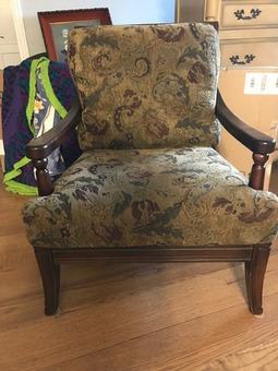 Levitz Living Room Chair