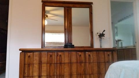 5-pc Solid Pine Bedroom Set