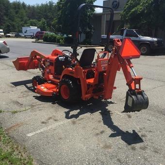Kubota BX23 Compact Tractor