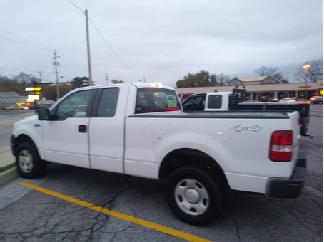 Ford F150 $8,000.