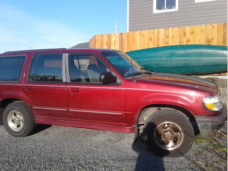 1996 Ford Explorer 4WD