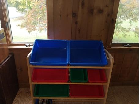 Kids Arts and Craft Organizer